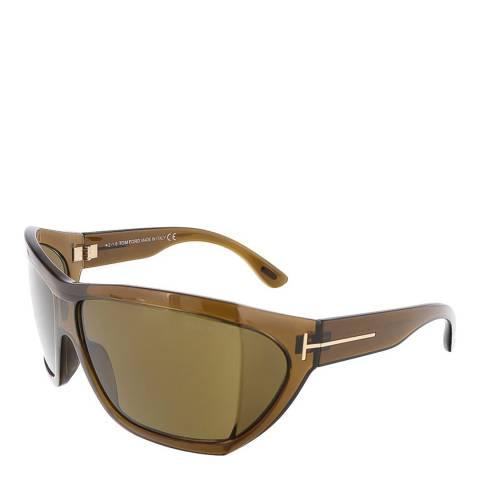 Tom Ford Women's Brown Sedgewick Sunglasses