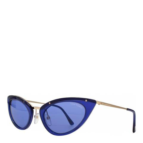 Tom Ford Women's Blue Grace Sunglasses