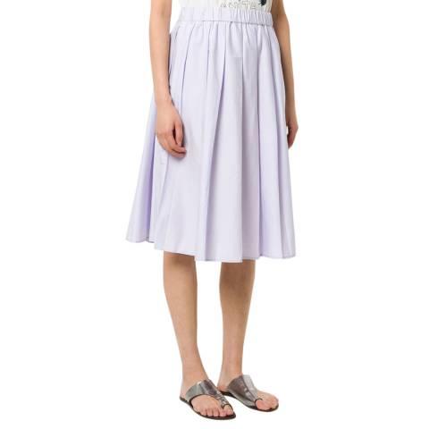 Michael Kors Light Quartz High Waisted Skirt