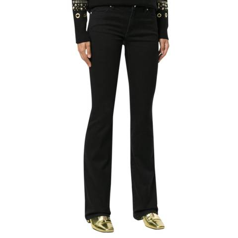 Michael Kors Twilight Wash Flared Jeans