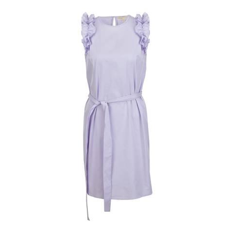 Michael Kors Light Quartz Sleeveless Dress