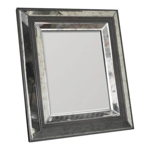 Gallery Silver Torin Mirror 32x38cm