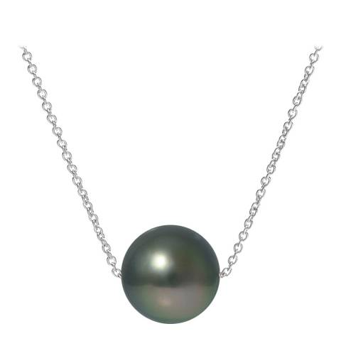 Ateliers Saint Germain White Gold Tahitian Style Pearl Necklace