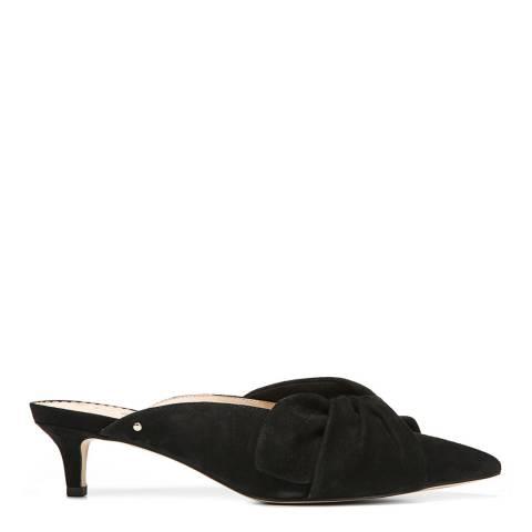 Sam Edelman Black Laney court shoe