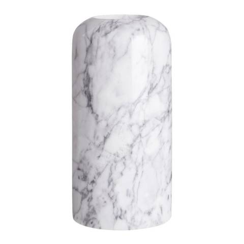 Fifty Five South Grey Marble Lamonte Large Tealight Holder