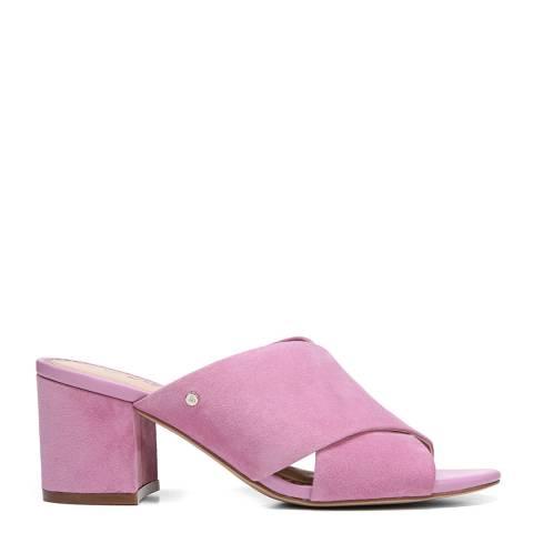 Sam Edelman Fiji Pink Stanley heeled sandal