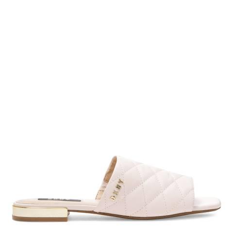 DKNY Pale Pink Barbara Sneakers