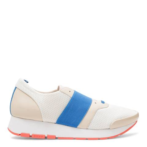 DKNY Off White Astor Sneakers