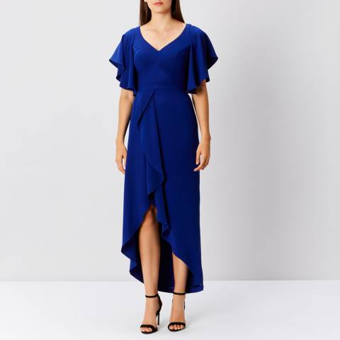 Coast Saph Frill Maxi Dress