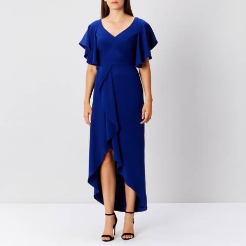 Coast Blue Saph Frill Maxi Dress