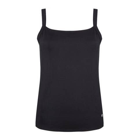 Belinda Robertson Black St Lucia Strappy Vest