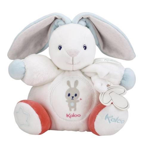 Kaloo White Chubby Rabbit - Small