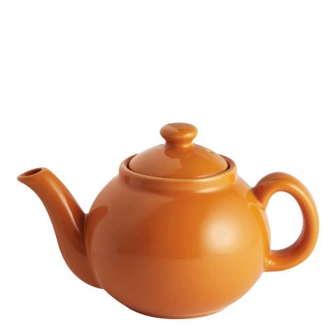 Soho Home Tiny Teapot, Orange