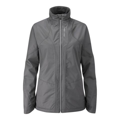 Henri Lloyd Grey Barricade Shell Jacket