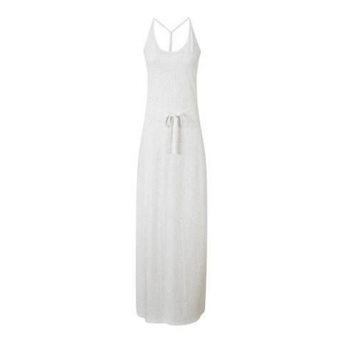 Henri Lloyd White Livia Regular Maxi Dress