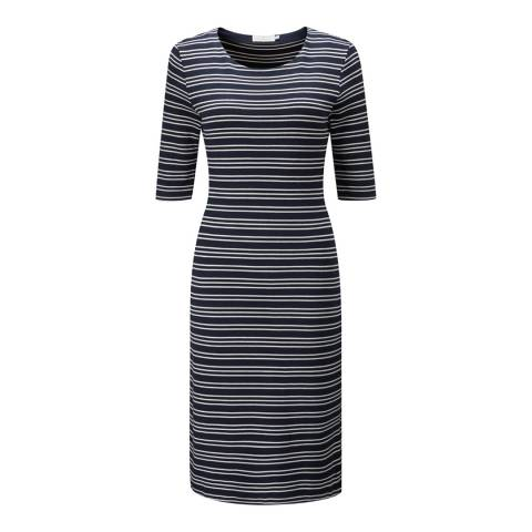 Henri Lloyd Navy Stripe Ysabel Dress