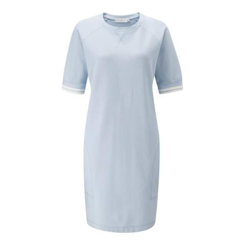 Henri Lloyd Blue Janessa Pique Dress