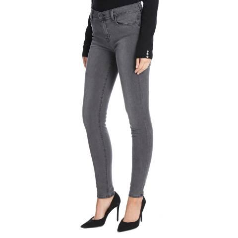 J Brand Black 620 Photo Ready Super Skinny Stretch Jeans