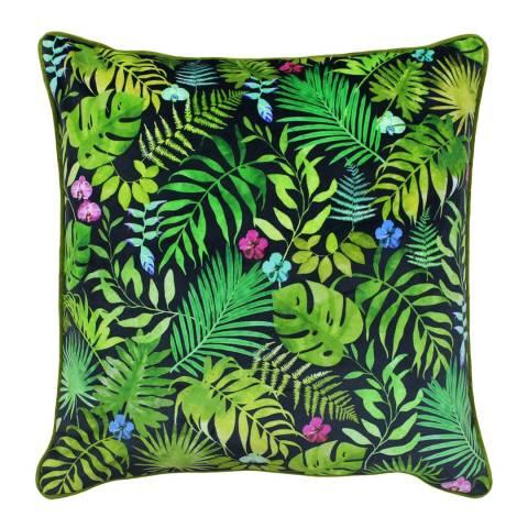 RIVA home Green Forestland Cushion 50x50cm
