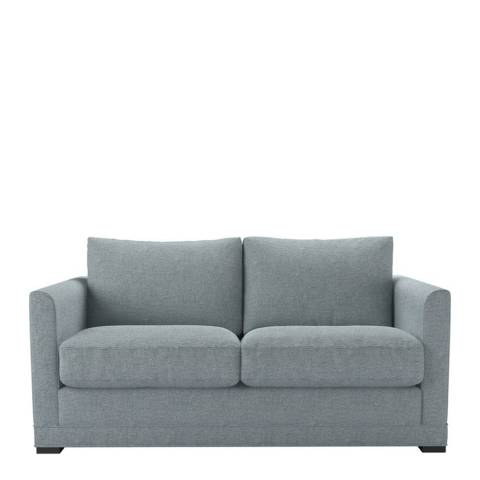 sofa.com Aissa Two Seat Sofa in Textured Cotton Minty