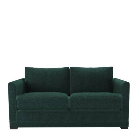 sofa.com Aissa Two Seat Sofa in Spruce Vintage Chenille
