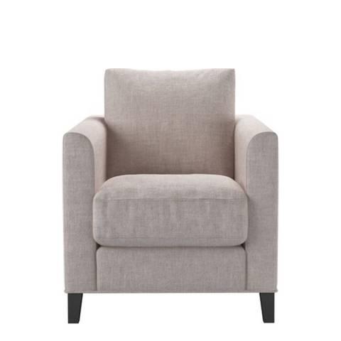 sofa.com Izzy Armchair in Chelsea Linen- Petal