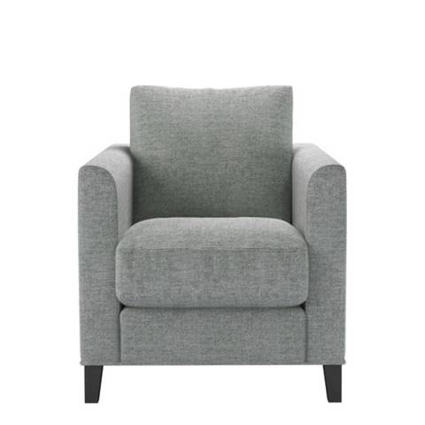 sofa.com Izzy Armchair in Rustic Linen Leaf