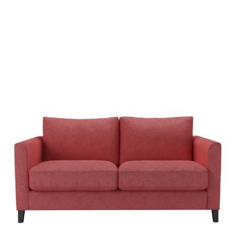 sofa.com Izzy Two Seat Sofa in Flamingo Soft Wool