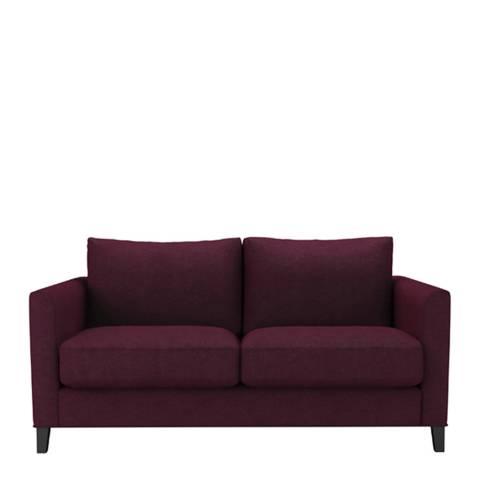 sofa.com Izzy Two Seat Sofa in Oxblood Soft Wool