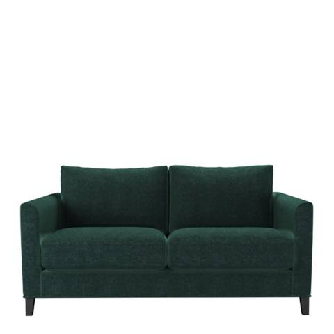 sofa.com Izzy Two Seat Sofa in Spruce Vintage Chenille