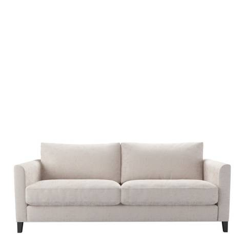 sofa.com Izzy Three Seat Sofa in Antique Chenille- Rose Gold
