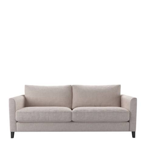 sofa.com Izzy Three Seat Sofa in Chelsea Linen- Petal