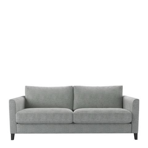 sofa.com Izzy Three Seat Sofa in Rustic Linen Leaf