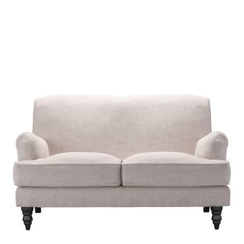 sofa.com Snowdrop Two Seat Sofa in Chelsea Linen- Petal