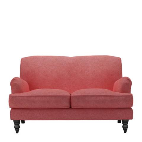 sofa.com Snowdrop Two Seat Sofa in Flamingo Soft Wool