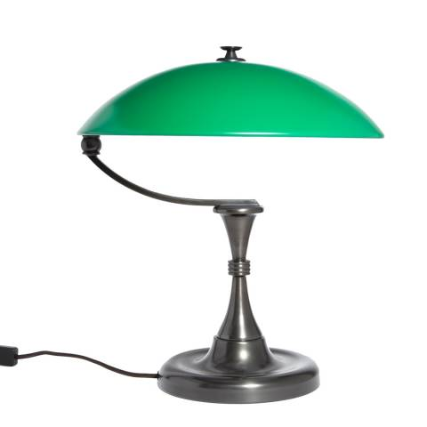 Soho Home Green Bleecker Table Lamp