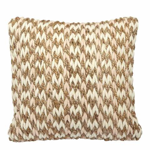 Soho Home Jute Grove Cushion 50x50cm