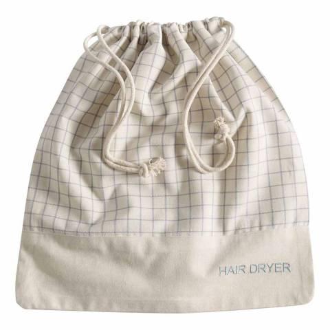 Soho Home Farmhouse Hair Dryer Bag