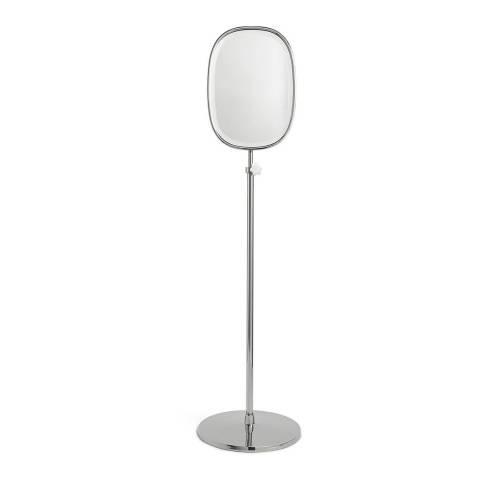 Soho Home Polished Nickel Morgan Floor Mirror