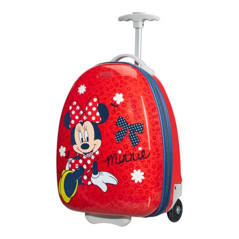 American Tourister Disney Minnie Bow Hard 45cm Suitcase