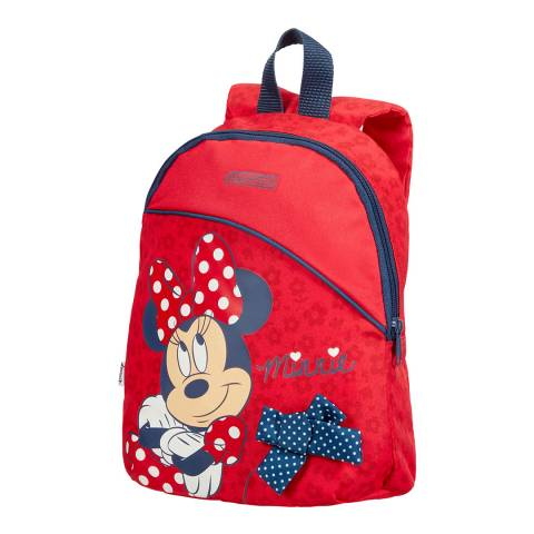 American Tourister Disney Minnie Bow Backpack S