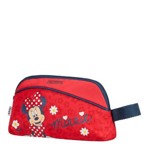 American Tourister Disney Minnie Bow Pencil Case/Toiletry Bag