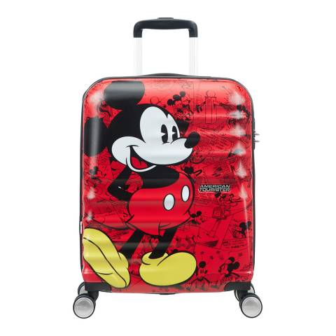 American Tourister Disney Mickey Mouse 55cm Suitcase