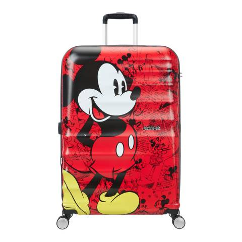 American Tourister Disney Mickey Mouse 77cm Suitcase