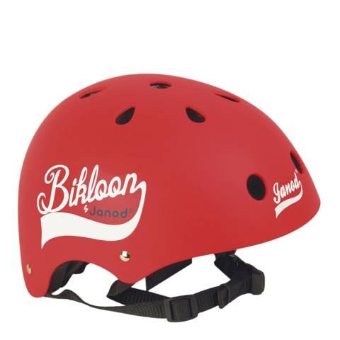 Janod Red Helmet For Balance Bike