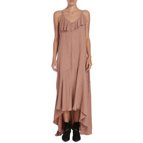 Religion Gull Grey Moonlight Maxi Dress