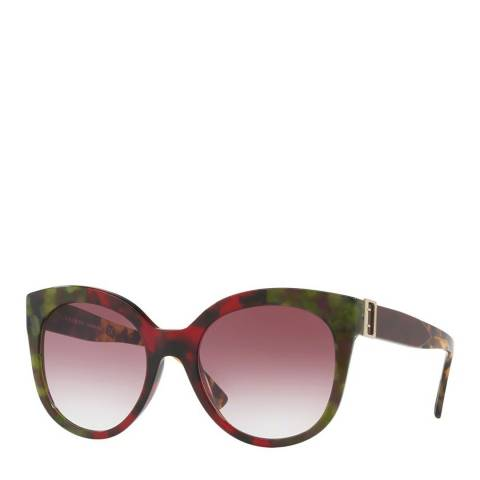 Burberry Women's Tortoise Burberry Sunglasses