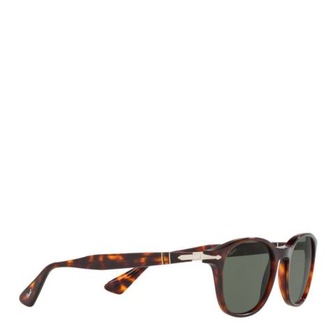 Persol Green Unisex Persol Sunglasses