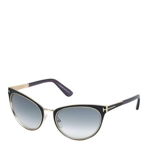Tom Ford Women's Nina Sunglasses 56mm
