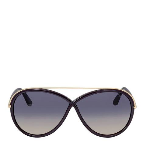 Tom Ford Women's Shiny Violet Tamara Sunglasses 64mm